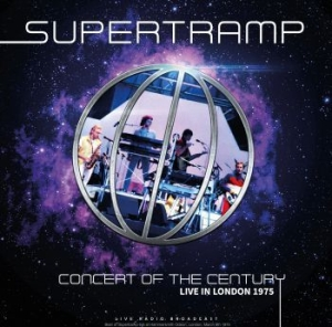 Supertramp - Concert Of The Century London 1975 i gruppen VINYL / Rock hos Bengans Skivbutik AB (3902249)