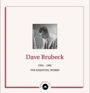 Brubeck Dave - 1954-1962 - The Essential Works i gruppen VINYL / Kommande / Jazz/Blues hos Bengans Skivbutik AB (3903383)