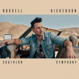 Dickerson Russell - Southern Symphony i gruppen VINYL / Kommande / Country hos Bengans Skivbutik AB (3917747)