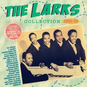 Larks - Larks Collection 1950-'55 i gruppen Labels / Woah Dad / Dold_tillfall hos Bengans Skivbutik AB (3919499)