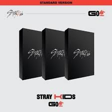 Stray Kids - Go Live - standard edition - version B i gruppen CD / Nyheter / Pop hos Bengans Skivbutik AB (3922254)
