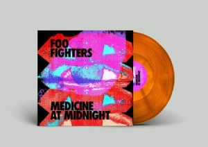 Foo Fighters - Medicine At.. -Coloured- i gruppen VINYL / Kommande / Rock hos Bengans Skivbutik AB (3937979)