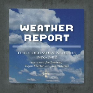 Weather Report - Columbia Albums.. i gruppen CD / CD Jazz hos Bengans Skivbutik AB (3962258)
