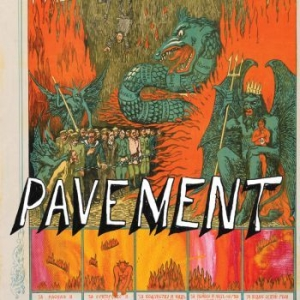 Pavement - Quarantine The Past: The Best Of i gruppen VINYL / Rock hos Bengans Skivbutik AB (3962916)