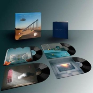 Apparat - Soundtracks (4Lp Box Set + 16Pp Boo i gruppen VINYL / Kommande / Rock hos Bengans Skivbutik AB (3978903)