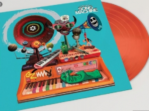 Gorillaz - Song Machine, Season One (Ltd Orange Vinyl) i gruppen VINYL / Vinyl Pop-Rock hos Bengans Skivbutik AB (4002534)