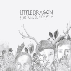 Little Dragon - Fortune/Blinking Pigs i gruppen Kampanjer / BlackFriday2020 hos Bengans Skivbutik AB (401404)