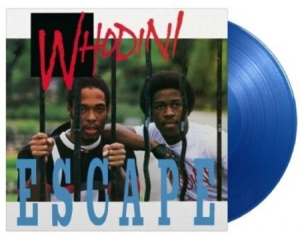 Whodini - Escape -Coloured/Hq- i gruppen VINYL / Vinyl RnB-Hiphop hos Bengans Skivbutik AB (4018743)