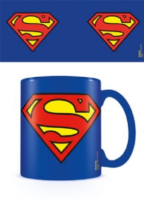 Superman - DC Originals (Superman Logo) i gruppen ÖVRIGT / Merch Muggar hos Bengans Skivbutik AB (4063974)