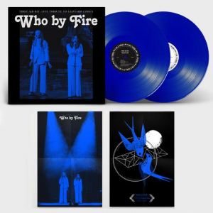 First Aid Kit - Who By Fire.. -Coloured- i gruppen VINYL / Importnyheter / Pop hos Bengans Skivbutik AB (4080280)
