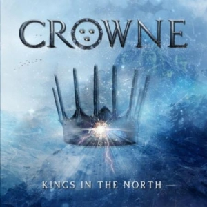 Crowne - Kings In The North (Signed CD) i gruppen CD / Kommande / Hårdrock/ Heavy metal hos Bengans Skivbutik AB (4090834)