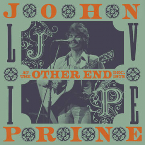 John Prine - Live At The Other End, Dec. 1975 i gruppen Kampanjer / Record Store Day / Record Store Day 2021 / RSD 2021 Drop 2 hos Bengans Skivbutik AB (4092080)