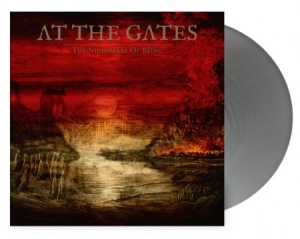 At The Gates - The Nightmare Of Being (Silver Vinyl - Bengans Exclusive) i gruppen VINYL / Kommande / Hårdrock/ Heavy metal hos Bengans Skivbutik AB (4099885)