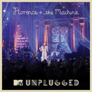 Florence + The Machine - Mtv Presents Unplugged - Cd+Dvd i gruppen Minishops / Florence And The Machine hos Bengans Skivbutik AB (450925)
