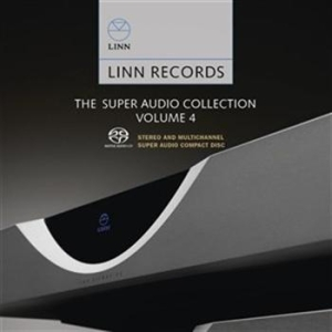 Blandade Artister - The Super Audio Collection Volume 4 i gruppen MUSIK / SACD / Jazz/Blues hos Bengans Skivbutik AB (460752)