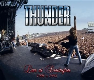 Thunder - Live At Donington i gruppen CD / Rock hos Bengans Skivbutik AB (469395)