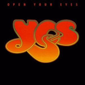 Yes - Open Your Eyes i gruppen VINYL / Rock hos Bengans Skivbutik AB (483484)