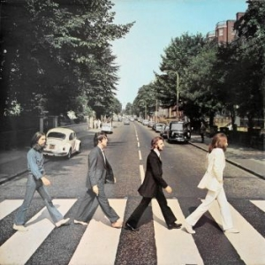 Beatles - Abbey Road (Remaster 2009) i gruppen Minishops / Beatles hos Bengans Skivbutik AB (485046)