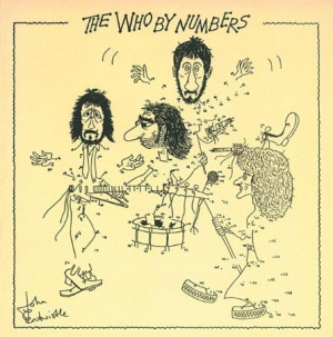 The Who - Who By Numbers (Vinyl) i gruppen Julspecial19 hos Bengans Skivbutik AB (486192)