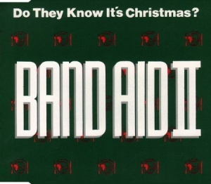 BAND AID II - Do They Now It's Christmas i gruppen Julspecial19 hos Bengans Skivbutik AB (489849)