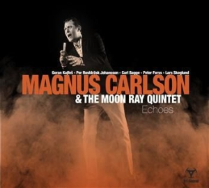 Magnus Carlson & The Moon Ray Quint - Echoes (+Download Code) i gruppen Julspecial19 hos Bengans Skivbutik AB (492989)
