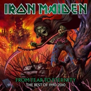 Iron Maiden - From Fear To Eternity: The Bes i gruppen Minishops / Iron Maiden hos Bengans Skivbutik AB (494770)