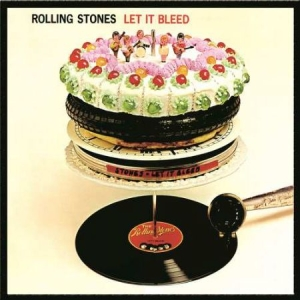 The Rolling Stones - Let It Bleed i gruppen Minishops / Rolling Stones hos Bengans Skivbutik AB (496236)