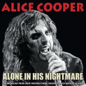 Cooper Alice - Alone In His Nightmare - Live  Broa i gruppen CD / Pop hos Bengans Skivbutik AB (500012)