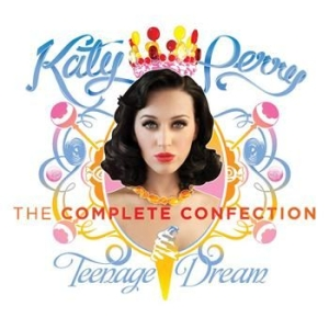 Katy Perry - Teenage Dream: The Complete Confect i gruppen Minishops / Katy Perry hos Bengans Skivbutik AB (502069)
