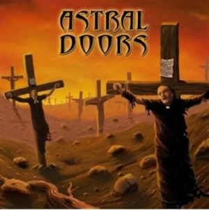 Astral Doors - Of The Son And The Father i gruppen CD / Hårdrock/ Heavy metal hos Bengans Skivbutik AB (503241)