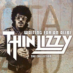 Thin Lizzy - Waiting For An Alibi - The Collection i gruppen Minishops / Thin Lizzy hos Bengans Skivbutik AB (505545)