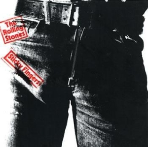 The Rolling Stones - Sticky Fingers (2009 Re-M) i gruppen Kampanjer / BlackFriday2020 hos Bengans Skivbutik AB (505660)