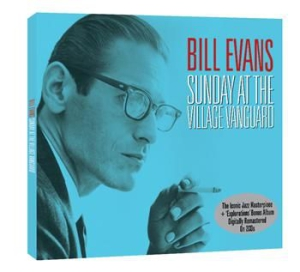 Bill Evans - Sunday At The Vanguard i gruppen CD / Jazz/Blues hos Bengans Skivbutik AB (506827)