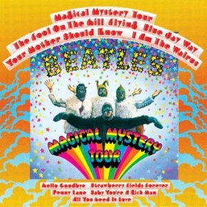 The beatles - Magical Mystery Tour (2009 Re) i gruppen Julspecial19 hos Bengans Skivbutik AB (506926)
