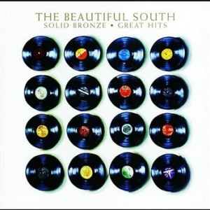 Beautiful South - Solid Bonze/Great Hi i gruppen CD / Pop hos Bengans Skivbutik AB (507358)