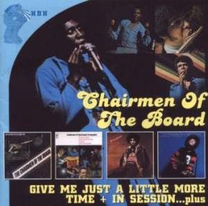 Chairmen Of The Board - Give Me Just A Little More Time/In i gruppen CD / RNB, Disco & Soul hos Bengans Skivbutik AB (507763)