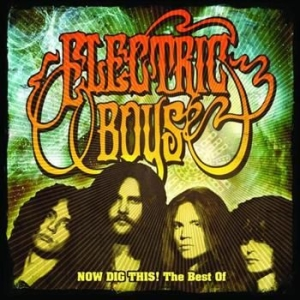 Electric Boys - Now Dig This - The Best Of i gruppen CD / Pop hos Bengans Skivbutik AB (510006)