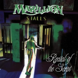 Marillion - Recital Of The Script i gruppen CD / Rock hos Bengans Skivbutik AB (513599)