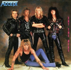 Accept - Eat The Heat -Remast- i gruppen CD / Pop hos Bengans Skivbutik AB (528069)