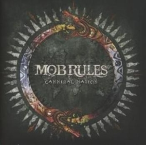 Mob Rules - Cannibal Nation i gruppen CD / Hårdrock/ Heavy metal hos Bengans Skivbutik AB (532228)