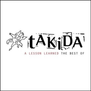 Takida - A Lesson Learned (The Best Of) 2Cd i gruppen Minishops / Takida hos Bengans Skivbutik AB (532693)