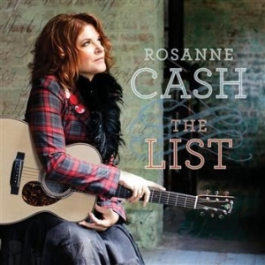 Cash Rosanne - The List i gruppen CD / Country hos Bengans Skivbutik AB (533752)