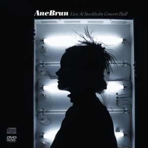 Ane Brun - Live At Stockholm Concert Hall i gruppen CD / Pop hos Bengans Skivbutik AB (534748)