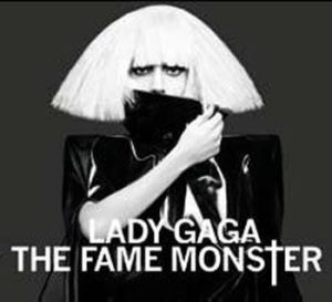 Lady Gaga - Fame Monster - Dlx i gruppen CD / Pop hos Bengans Skivbutik AB (541645)