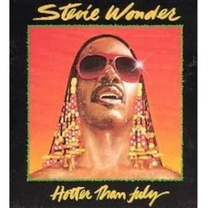Stevie Wonder - Hotter That July i gruppen CD / RNB, Disco & Soul hos Bengans Skivbutik AB (552778)