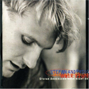Stefan Andersson - Walk Right On i gruppen Kampanjer / BlackFriday2020 hos Bengans Skivbutik AB (555484)