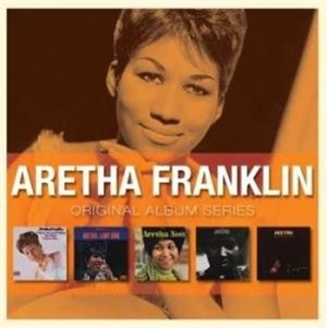 Aretha Franklin - Original Album Series i gruppen CD / Rock hos Bengans Skivbutik AB (555555)