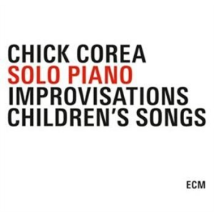 Chick Corea - Solo Piano i gruppen CD / Jazz/Blues hos Bengans Skivbutik AB (560203)