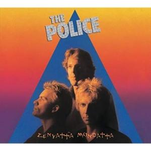Blue The Police /'Zenyatta Mondatta Album Cover/' NEW /& OFFICIAL! T-Shirt
