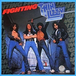 Thin Lizzy - Fighting i gruppen Minishops / Thin Lizzy hos Bengans Skivbutik AB (589057)